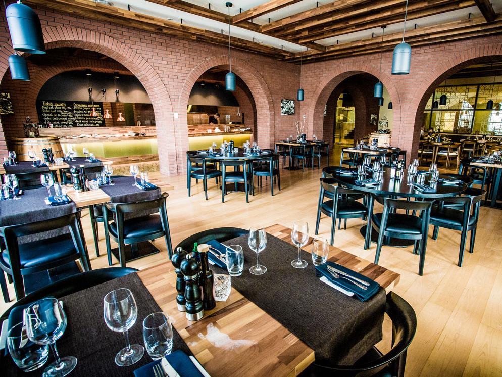 Ресторан Анатолиан кебаб и гриль - фотография 1
