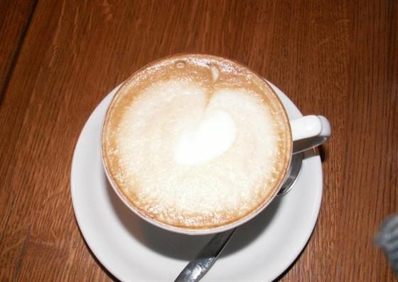 Ресторан Кофе-хауз - фотография 1 - Кофе капучино