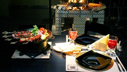 Ресторан Золотая Орда - фотография 7 - Мясная жаровня