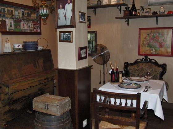 Ресторан Piccolino - фотография 16 - Курящий зал