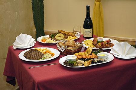 Ресторан Сфинкс - фотография 7