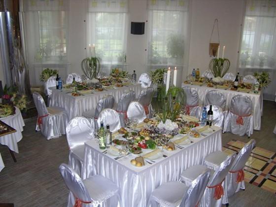 Ресторан Сэт а муа - фотография 5 - Большой зал