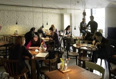 Ресторан Хачапури - фотография 21