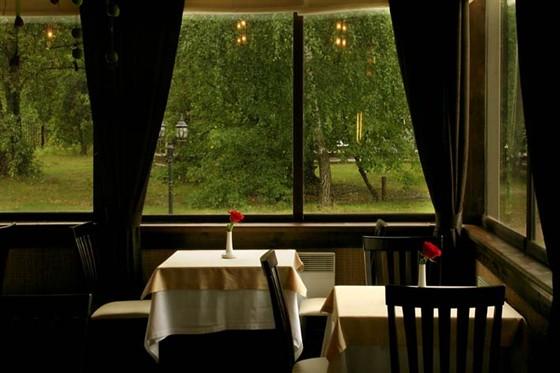 Ресторан Поместье - фотография 10 - Европейский зал
