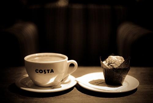 Ресторан Costa Coffee - фотография 10