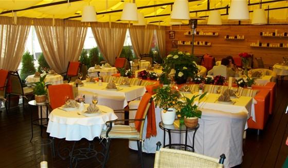 Ресторан Альпийская терраса - фотография 15