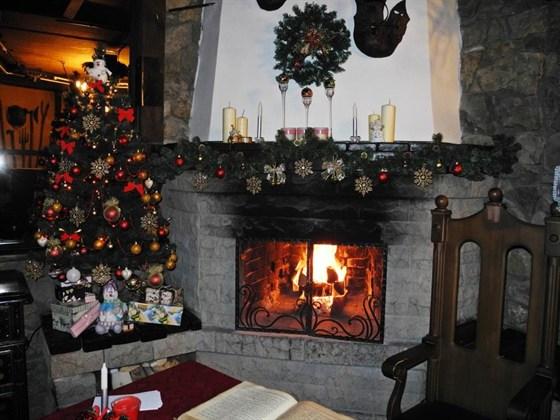 Ресторан Замок в долине - фотография 8 - Замок в долине. Ресторан. Каминный зал