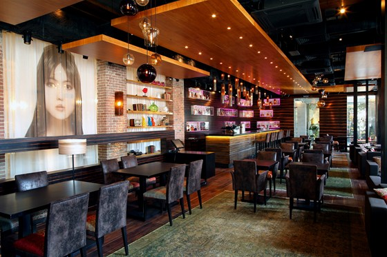 Ресторан Оранж 3 - фотография 1