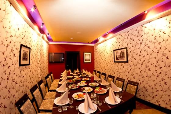 Ресторан Сам ам бери - фотография 3