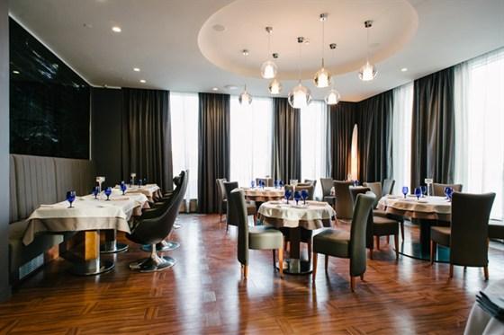 Ресторан Le boat - фотография 10 - Детали интерьера