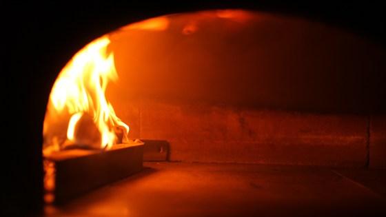 Ресторан Vapiano - фотография 5 - Открытая печь