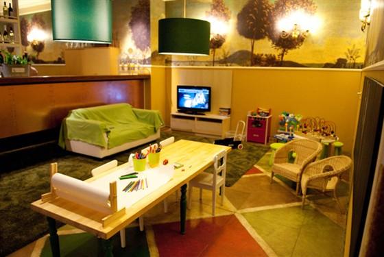 Ресторан Труффальдино - фотография 5 - Детская комната