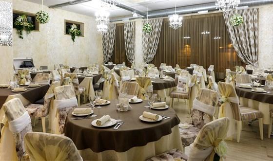 Ресторан Артишок - фотография 15 - Банкетный зал.