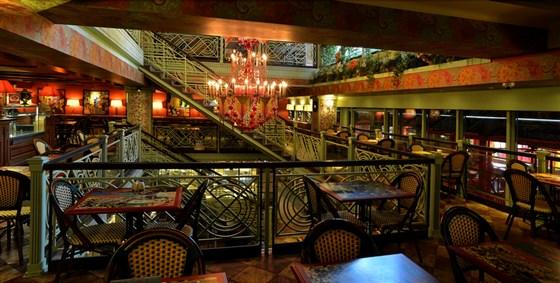 Ресторан Грабли - фотография 3 - грабли