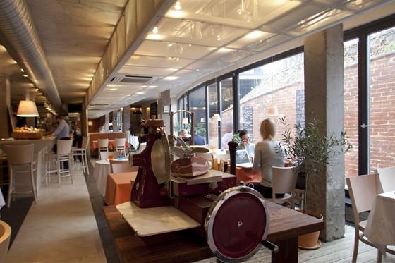 Ресторан Винный рынок на Никитском - фотография 12