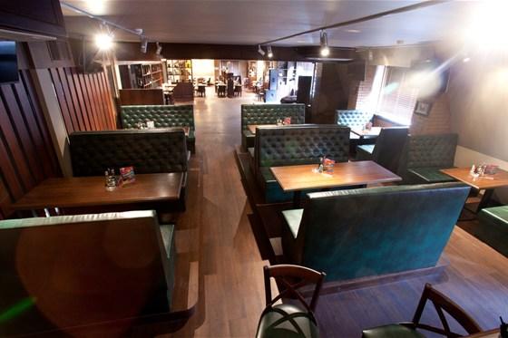 Ресторан Мишки - фотография 4 - 2 этаж