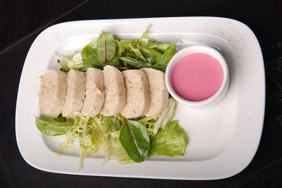 Ресторан Дубинин - фотография 11 - Гефилте фиш