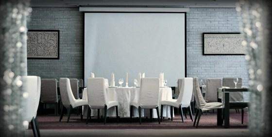 Ресторан Шантиль - фотография 7 - банкетный зал