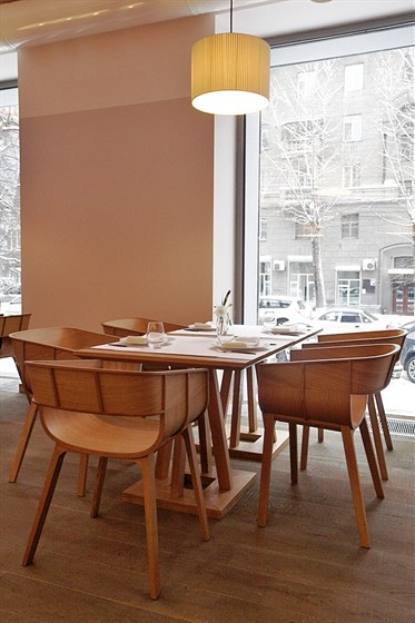 Ресторан Salt - фотография 9