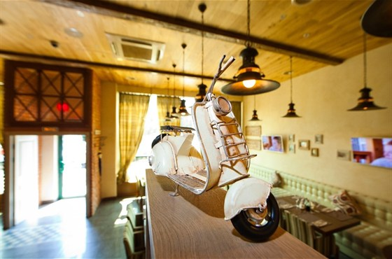 Ресторан Паприка - фотография 4