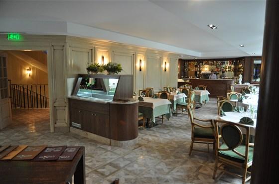 Ресторан Il pittore - фотография 8 - 2-ой этаж