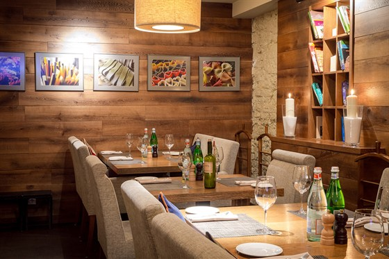 Ресторан Il forno - фотография 10