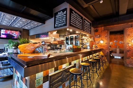 Ресторан El basco - фотография 16 - El Basco Tapas Bar