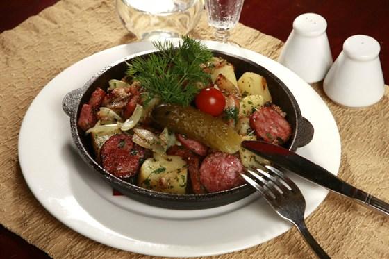 Ресторан Антисоветская - фотография 3 - Жареха