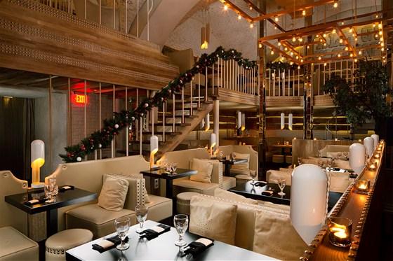 Ресторан Soholounge - фотография 11
