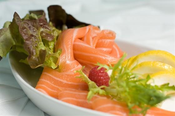 Ресторан Жажда вкуса - фотография 7 - Семга