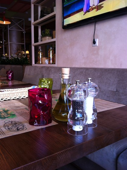 Ресторан Руккола - фотография 1