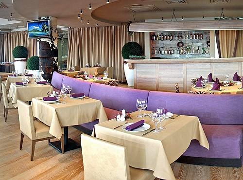 Ресторан Рябина - фотография 2