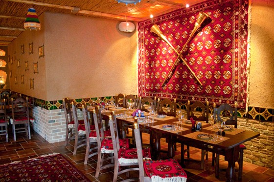 Ресторан Павлин-мавлин - фотография 8