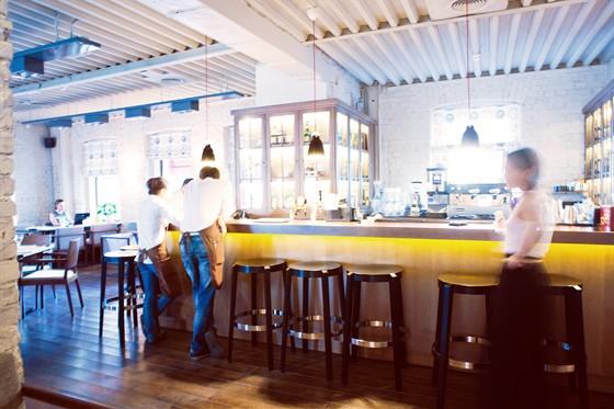 Ресторан Спагеттерия - фотография 1