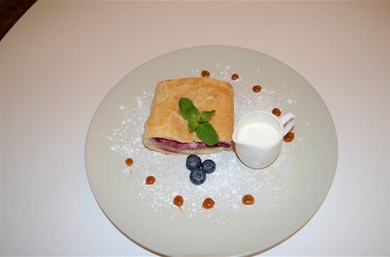 Ресторан Миндаль - фотография 4 - Штрудель