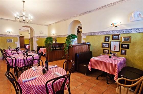 Ресторан Mama Roma - фотография 4