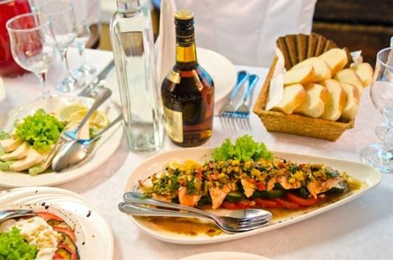 Ресторан Сибирская тройка - фотография 8