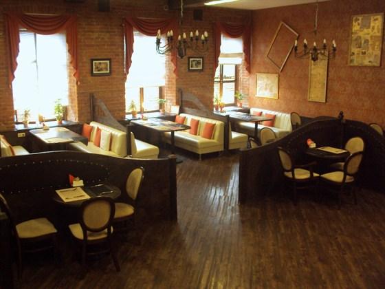 Ресторан Red House - фотография 1