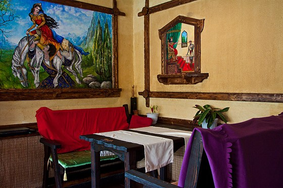 Ресторан Хамса - фотография 25