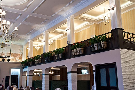 Ресторан Ломоносов - фотография 20