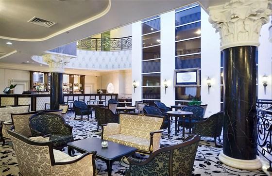 Ресторан Piano Bar - фотография 7 - Пиано Бар в гостинице Милан.
