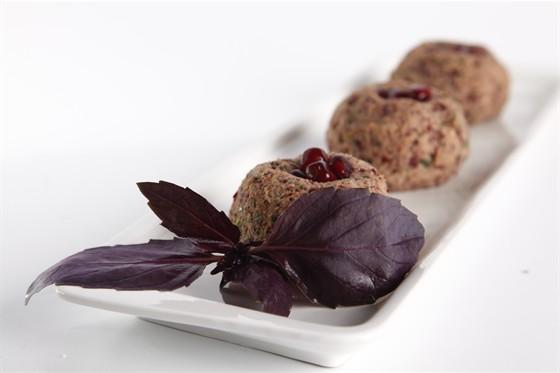 Ресторан Saperavi Café - фотография 20 - гупта из красной бобовой фасоли