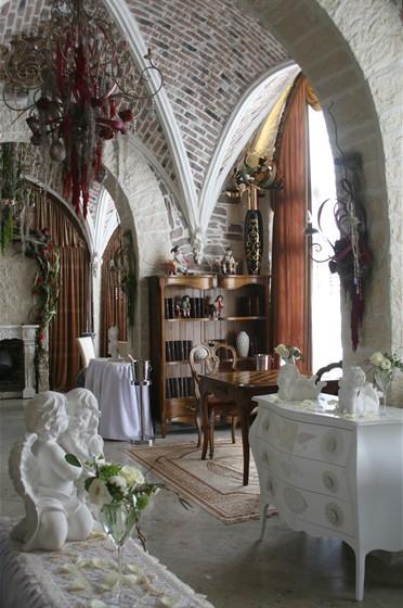 Ресторан Château de fleurs - фотография 55