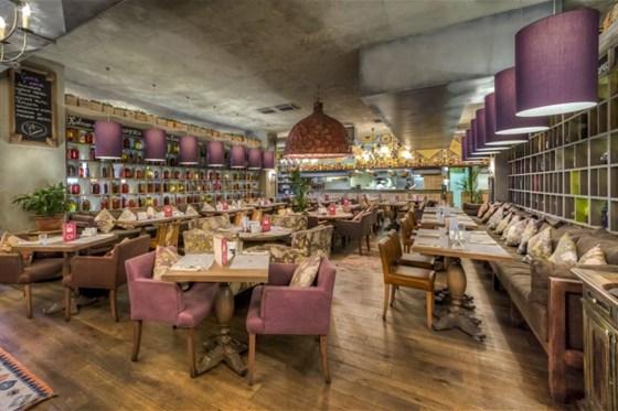 Ресторан Баклажан - фотография 8