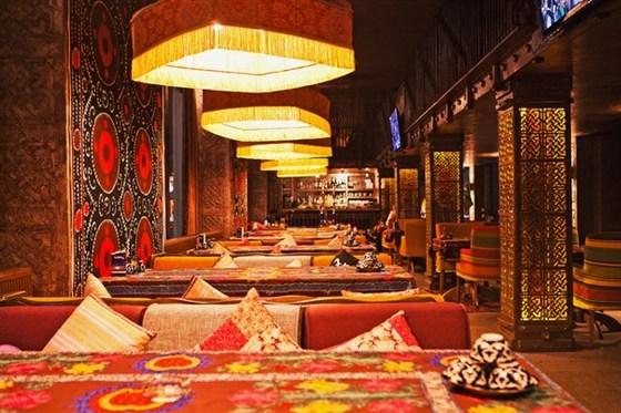 Ресторан Тюбетейка - фотография 8