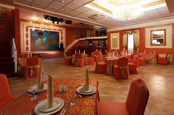 Ресторан Красная мельница - фотография 2 - Гранд-холл
