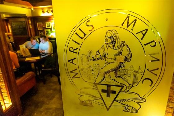 Ресторан Мариус - фотография 24
