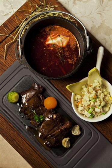 Ресторан Степа Лиходеев - фотография 23 - Деловой сет-обед