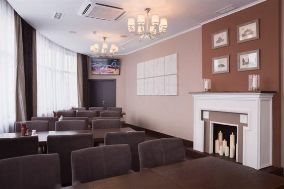 Ресторан Ганс и Марта - фотография 11 - Отдельный банкетный зал на 50 человек!