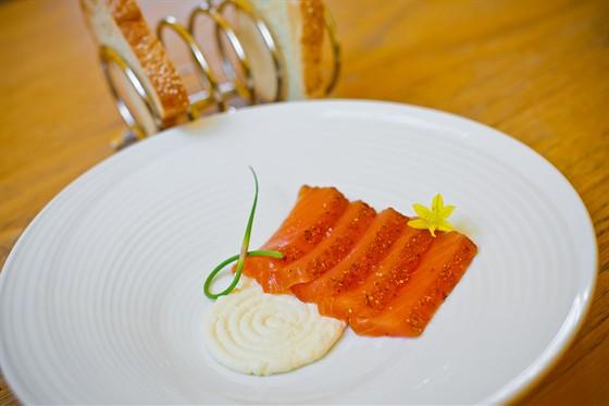 Ресторан Золотой - фотография 28 - летние блюда